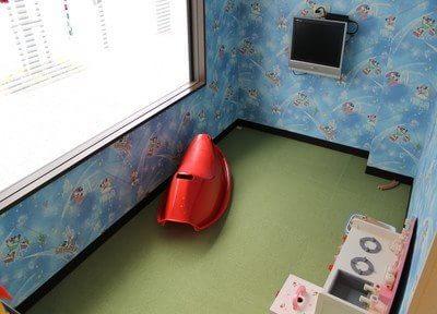 ファミリー歯科医院 武蔵野市 キッズスペースの写真