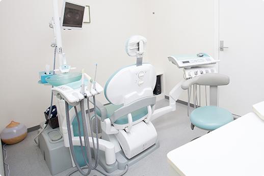 松原歯科クリニック 新御徒町駅 診察室の写真