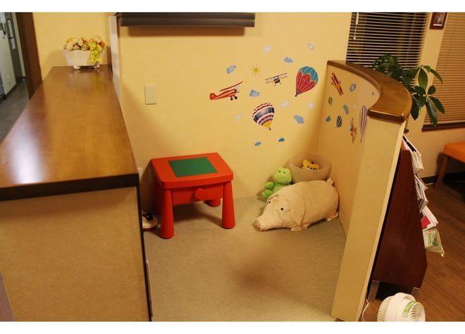 西村歯科医院 調布市 キッズスペースの写真