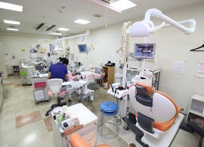 愛育歯科診療所 中野駅 院内の写真