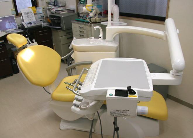 いずみ歯科 中目黒 診察室の写真