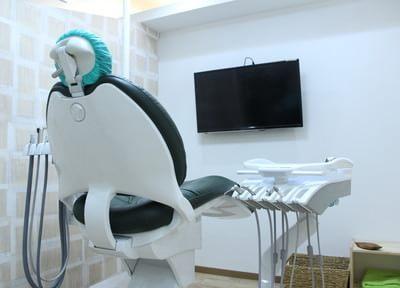 クルミ歯科 府中市 診察室の写真
