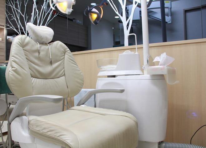 ぶばい歯科クリニック 府中市 診察室の写真