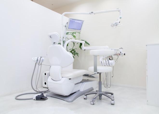 クレール歯科クリニック 大井町駅 診察室の写真