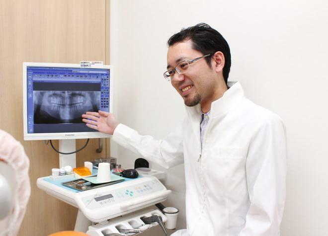 飛田給駅前歯科クリニック 調布市 歯科医師の写真