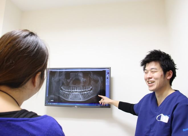 しんむら歯科医院 練馬駅 歯科医師の写真