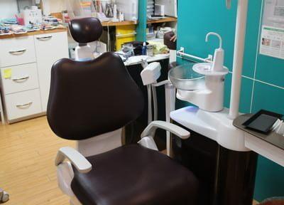 ひまわり歯科クリニック 小岩駅 診察室の写真