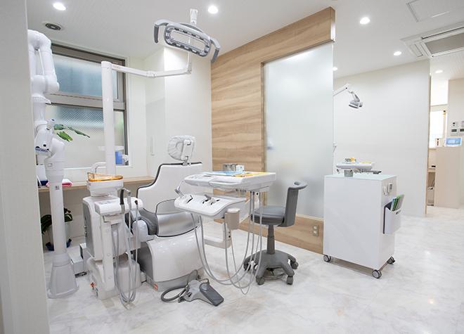 むらい歯科クリニック 新宿駅 診察室の写真