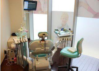 キャナル東雲クリニック 豊洲駅 診療室の写真