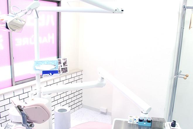 ハピュアデンタルクリニック渋谷 診療室の写真