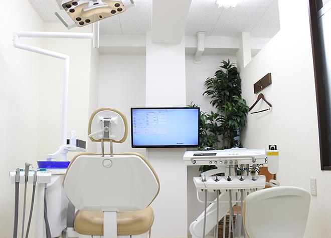 ロータス歯科医院 門前仲町駅 診察室の写真