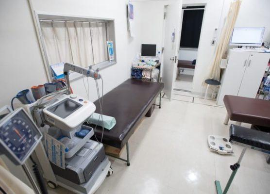 五十子クリニック 経堂 診察室