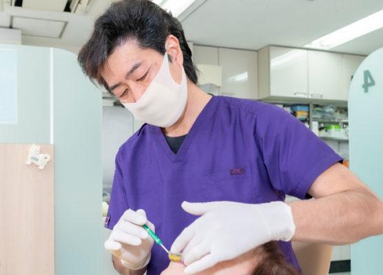 井上歯科医院 町屋 歯科医師