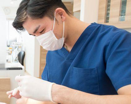大崎ダイエー歯科 歯科医師の写真