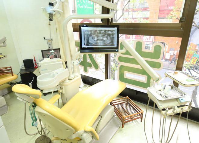 岩本歯科医院 町田駅 診察室の写真