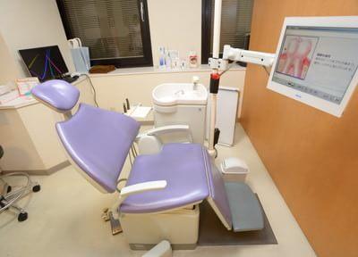 新宿スワン歯科・矯正歯科 診察室の写真