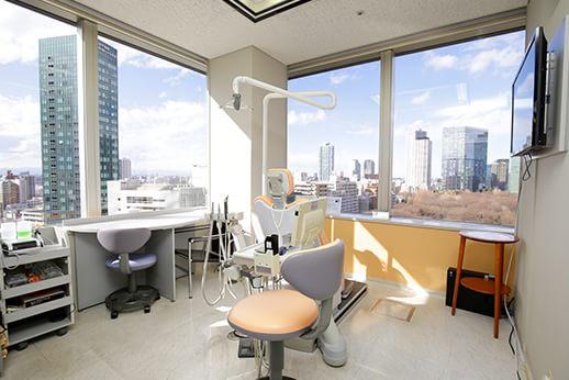 新宿パークタワー歯科 診療室の写真