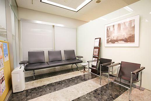 新宿パークタワー歯科 院内の写真