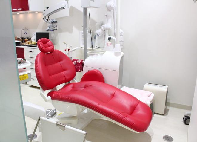新橋烏森通り歯科 診療室の写真