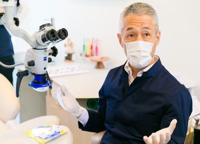 東京国際歯科 六本木 歯科医師の写真
