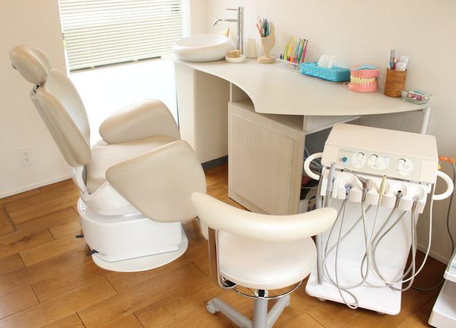 東京国際歯科 六本木 診察室の写真