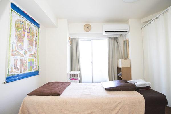 楽堂台湾漢方整体院 自由が丘 完全個室