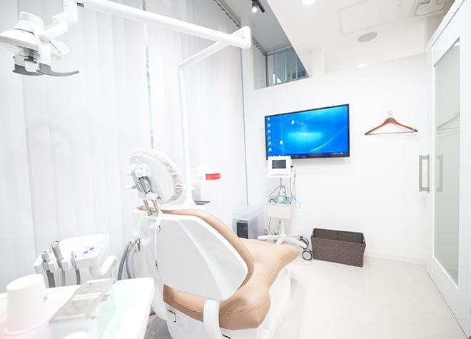 渋谷ハプラス歯科 診療室