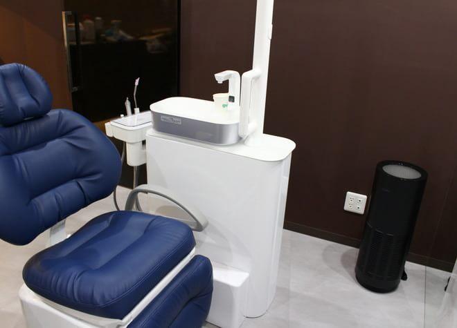 練馬デンタルオフィス 診察室の写真