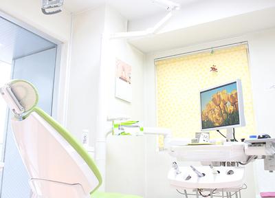 葛西ハート歯科クリニック 診察室の写真