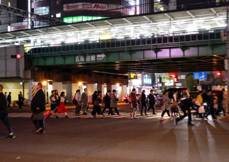 【喫煙スポット】五反田駅周辺でタバコが吸える無料喫煙所まとめ
