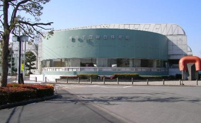【2020最新】府中市「郷土の森総合体育館」のトレーニングルーム!