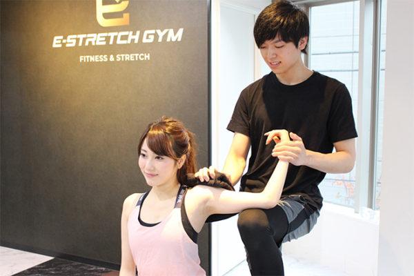 E-STRETCH GYM 六本木店 ストレッチ