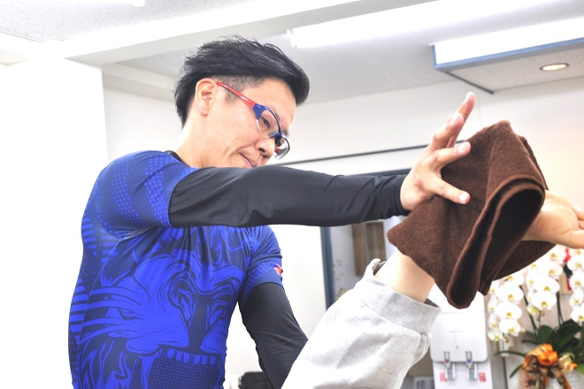 Feel!Stretch 亀戸駅 セラピストの写真