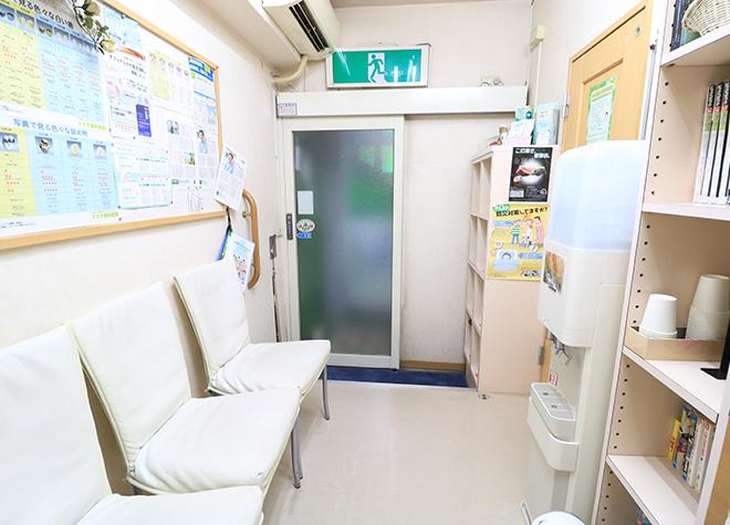 ささき歯科医院 阿佐ヶ谷駅 受付の写真