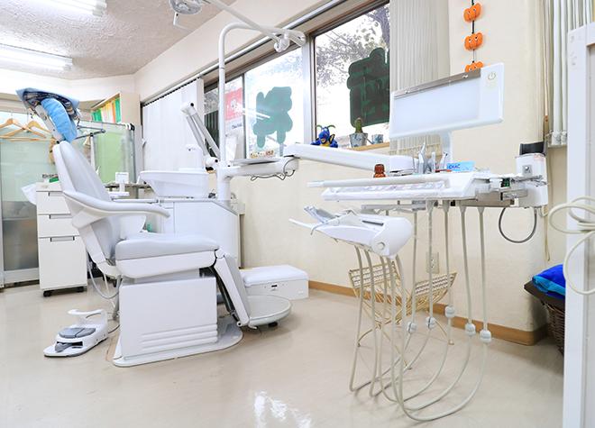 ささき歯科医院 阿佐ヶ谷駅 診療室の写真