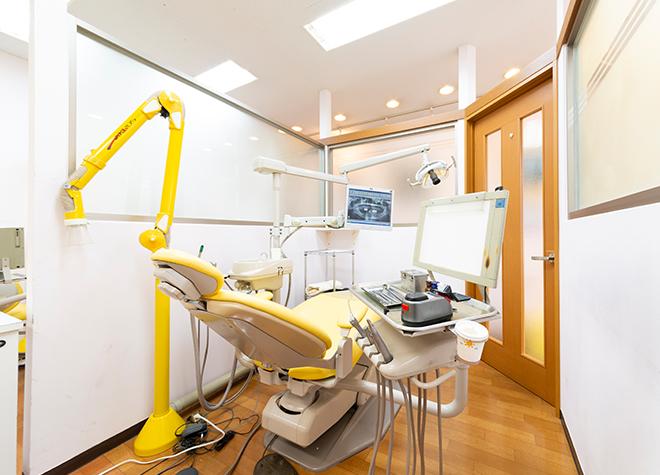 たかはし歯科 阿佐ヶ谷駅 診療室の写真