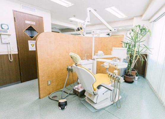 なお歯科医院 野方 診療室