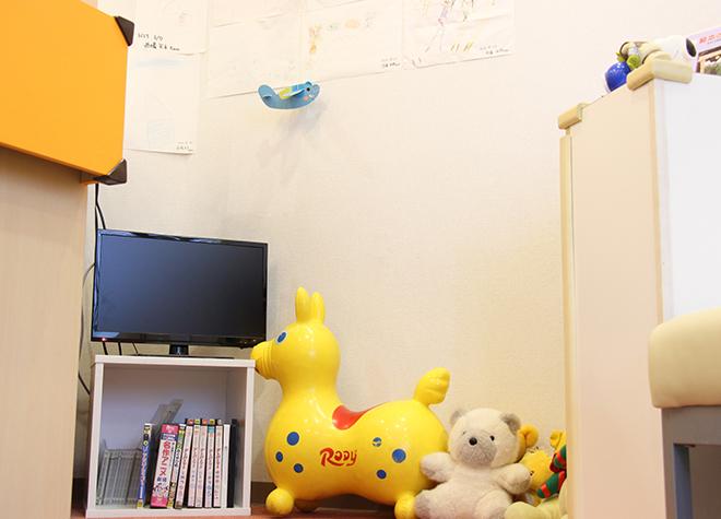 ひまわり歯科クリニック 高円寺 キッズスペースの写真