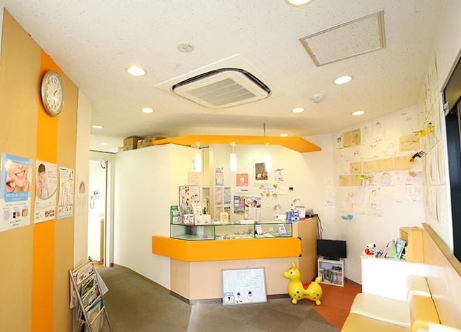 ひまわり歯科クリニック 高円寺 待合室の写真