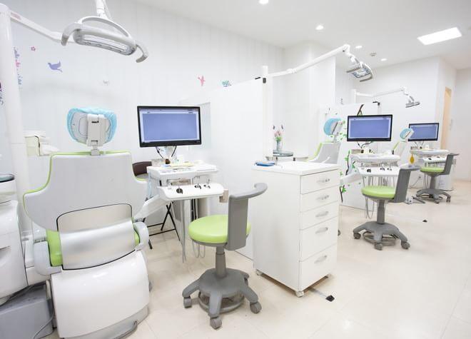 ひらが歯科クリニック 大泉学園 診療室