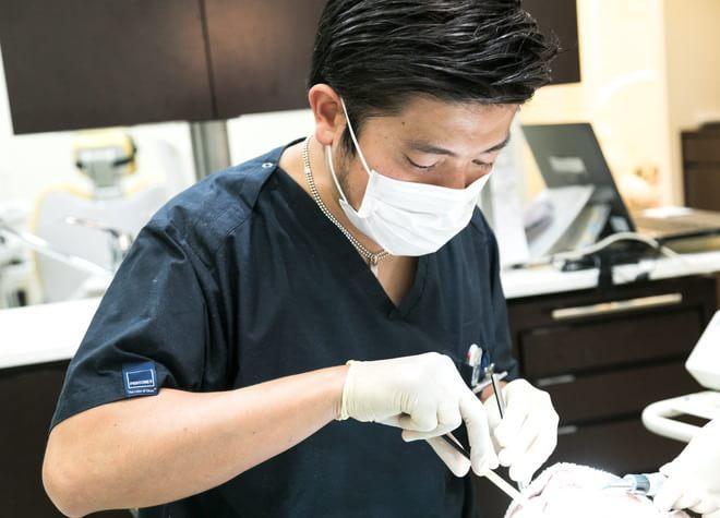 ひらの歯科医院 高円寺 歯科医師の写真