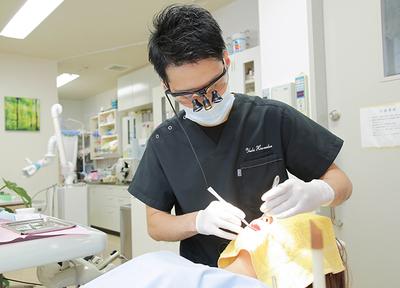 よしみつ歯科医院 田端駅 歯科医師の写真