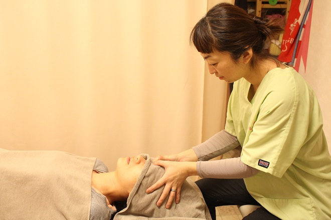 オリンピア鍼灸整骨院 千歳烏山 鍼師