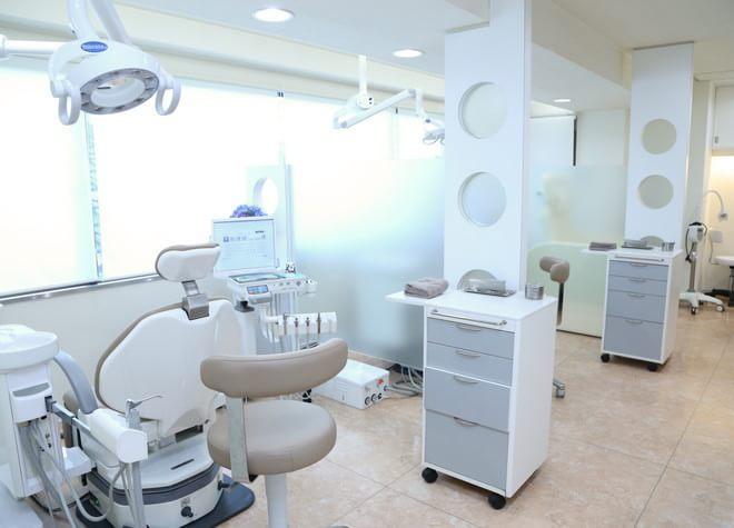 クローバーデンタルオフィス新宿 新大久保 診療室