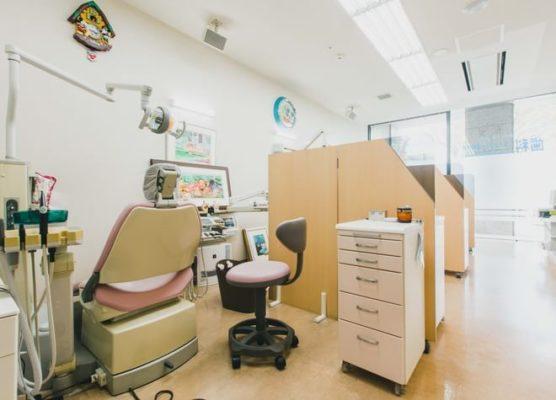 ジェイシティー歯科吉積 光が丘 診療室