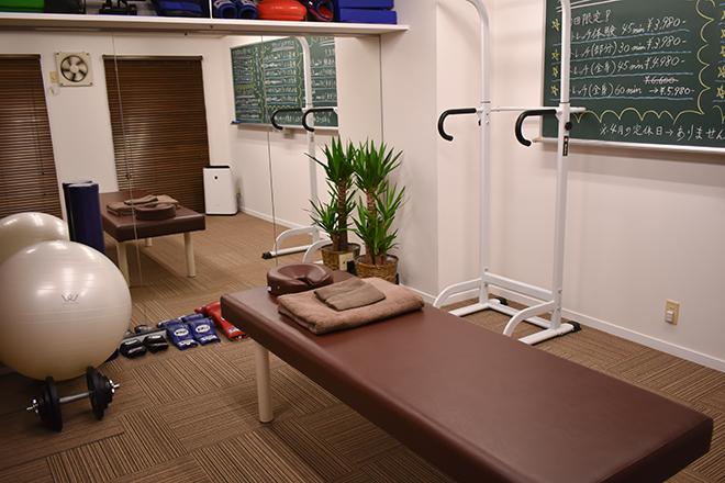 ストレッチ&ボディメイク専門店 ffits 千歳烏山 完全個室の写真