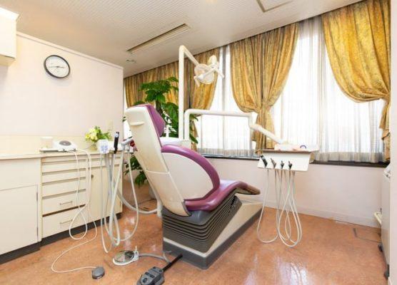 ナグモ歯科 赤坂クリニック 診療室