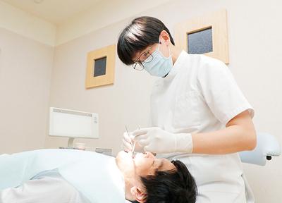 ホワイト歯科 西荻窪 歯科医師の写真