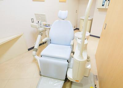 ホワイト歯科 西荻窪 診療室の写真