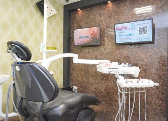 モアナ歯科クリニック 東長崎医院 診療室
